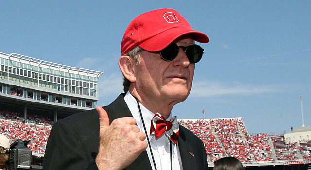 Ohio State president Gordon Gee will retire July 1. (USATSI)