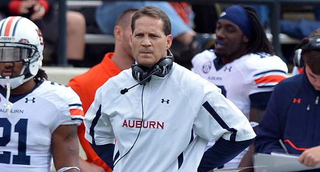 Former Auburn coach Gene Chizik headlines a group to take a deeper dive into the world of recruiting. (USATSI)