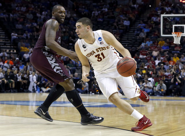 A slimmed-down Georges Niang will take on a bigger role for Iowa State this upcoming season. (USATSI)