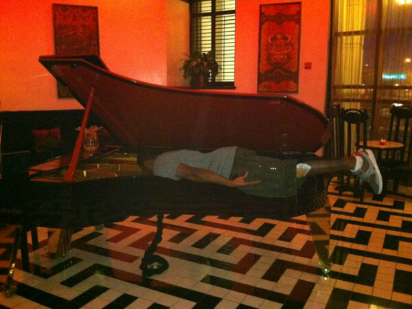 gilbert-arenas-planking