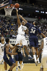 Pitt's No. 1 offense could portend a long postseason run