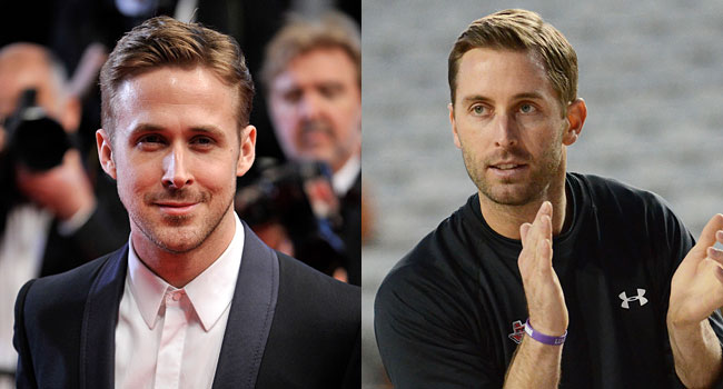 Ryan Gosling or Kliff Kingsbury, which one is which? (USATSI)