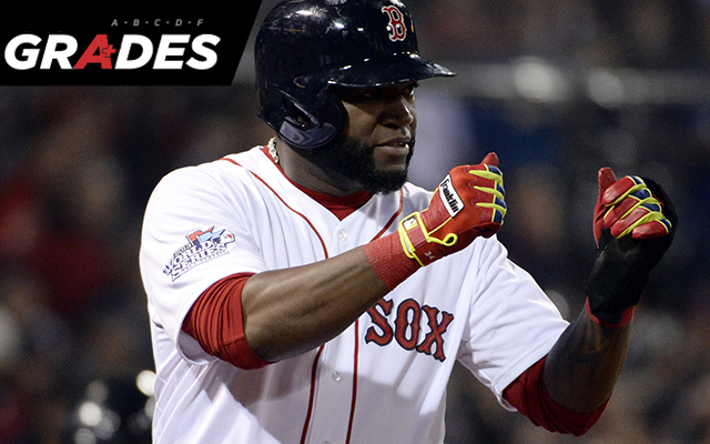 World Series Grades: Red Sox pound Cardinals for third title