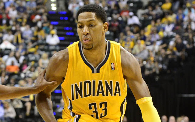 Danny Granger is out three weeks.  (USATSI)