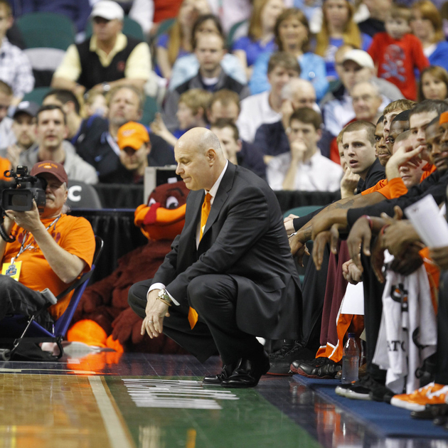 Seth Greenberg's depression turned to pure joy in Greensboro