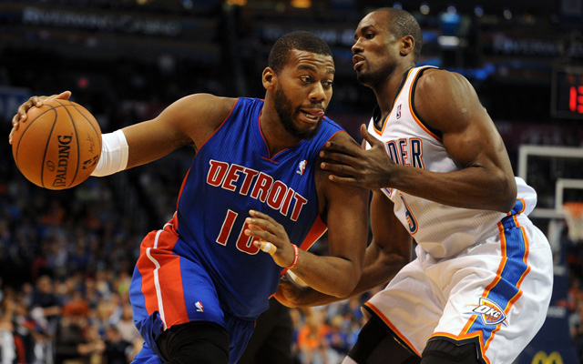 Could the Hawks make a push for Greg Monroe?   (USATSI)