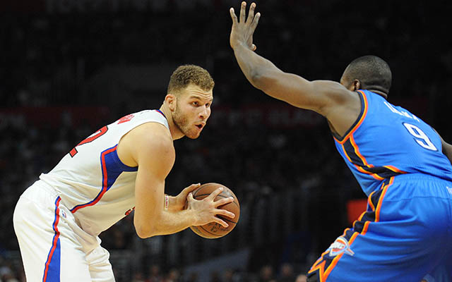 How should the Clippers handle the Blake Griffin situation?