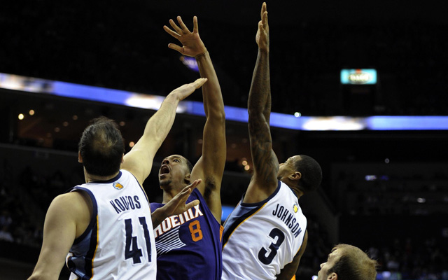 Memphis and Phoenix face off in a huge game Monday.   (USATSI)