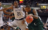 Ohio upset Georgetown in the Big Dance last season