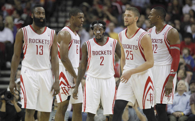 Could another star join the Rockets this summer? (USATSI)