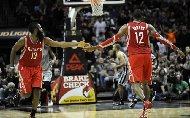 The Rockets have been good overall... but have some issues.  (USATSI)