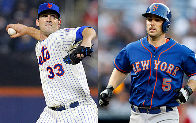 Matt Harvey and David Wright should be starters in the All-Star Game.