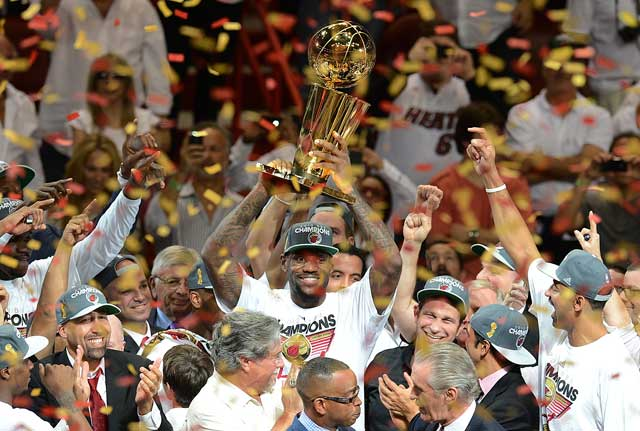 Miami Heat win 2012 NBA Finals: Photo Gallery - CBSSports.com