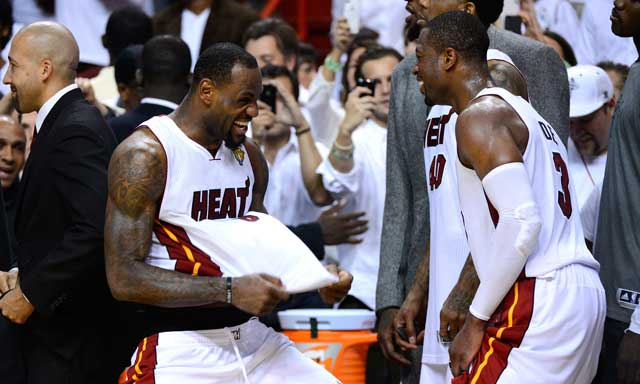 Miami Heat win 2012 NBA Finals: Photo Gallery - CBSSports.com
