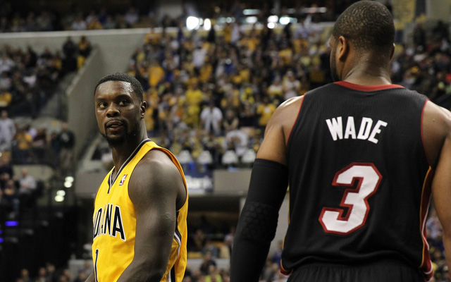 The Pacers' starters will be ready for a faceoff in Miami Friday. (USATSI)