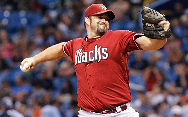 Heath Bell will look to turn his fortunes around with Tampa Bay.