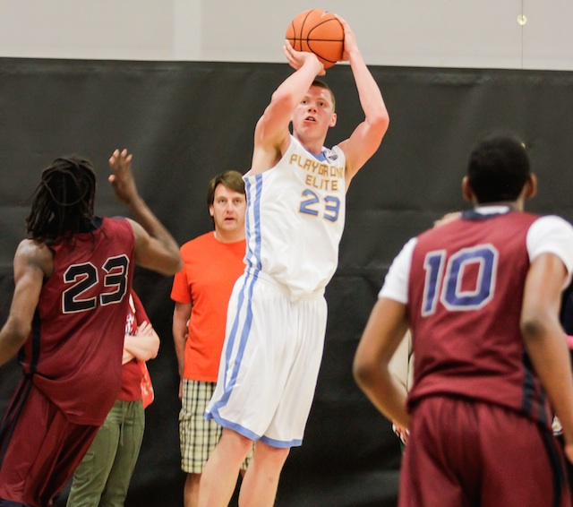 Henry Ellenson was one of the most productive players on the AAU circuit. (Nike EYB/Jon Lopez)