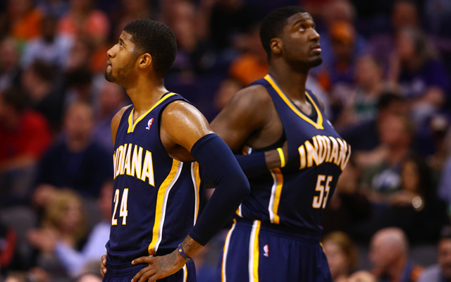 The Pacers need a change to fix their woes. (USATSI)