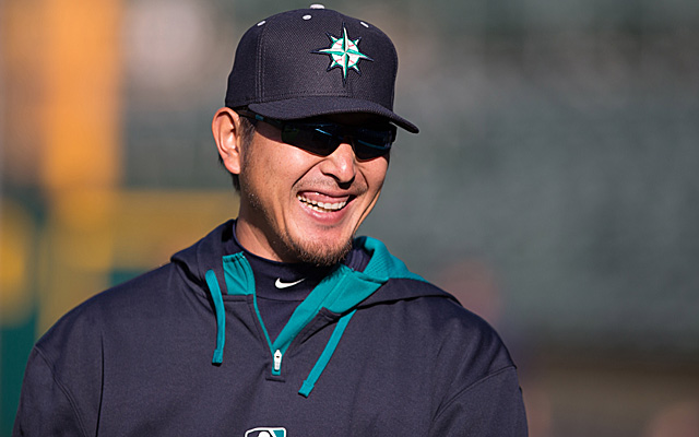 Hisashi Iwakuma's return to the rotation could be very soon.