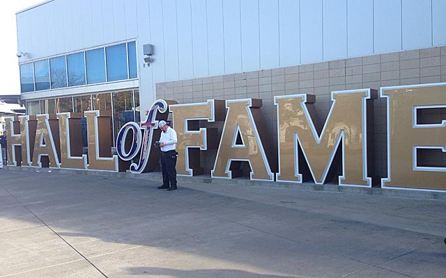 Baseball Hall Of Fame Tour Kansas City