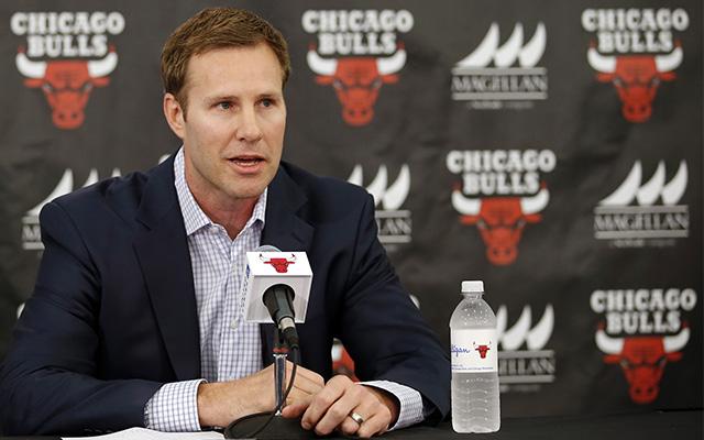 Can Fred Hoiberg make the Bulls' offense better?.      (USATSI)