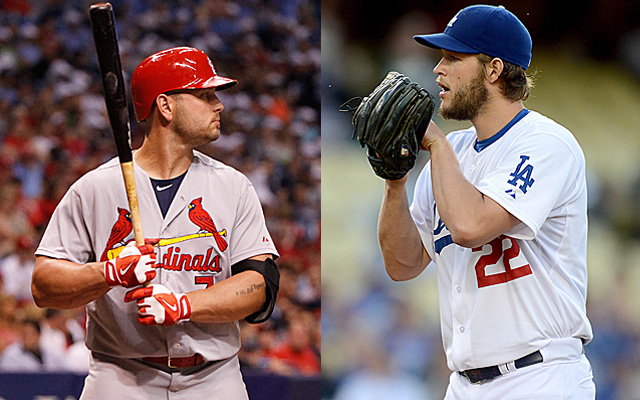 Remember that contentious NLCS from last year? The Cards and Dodgers meet again.