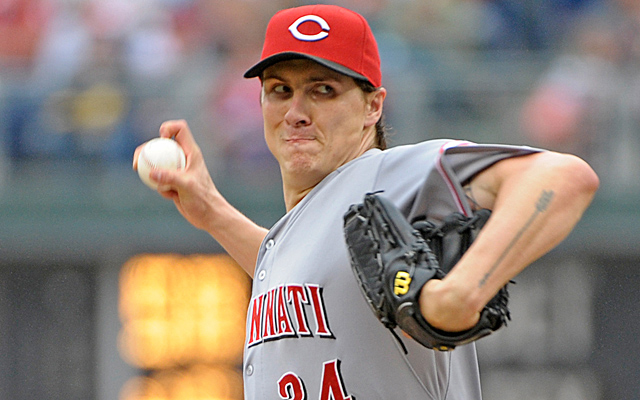 Homer Bailey is reportedly set to be a Red for a long time. (USATSI)