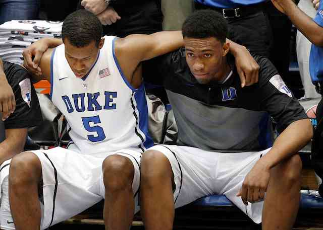 Does UCLA have an answer for Duke's high-scoring duo of Rodney Hood and Jabari Parker? (USATSI)