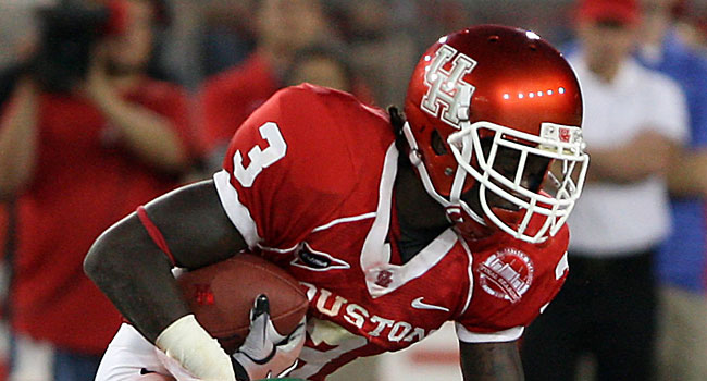 Deontay Greenberry and Houston might be the best team in the American Athletic Conference. (USATSI)