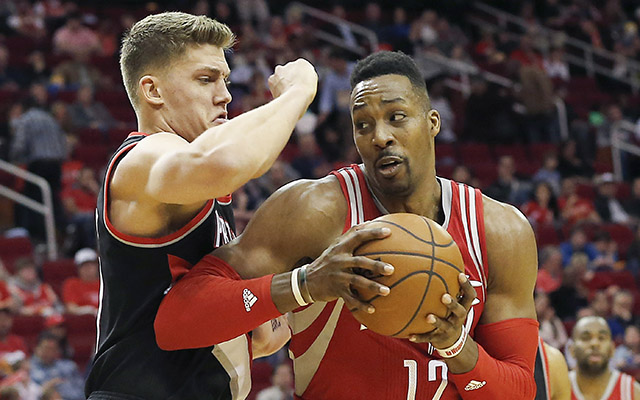 The Hornets reportedly had interest in Dwight Howard.  (USATSI)