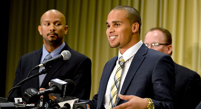 The CAPA is led by president Ramogi Huma and former QB Kain Colter. (USATSI)