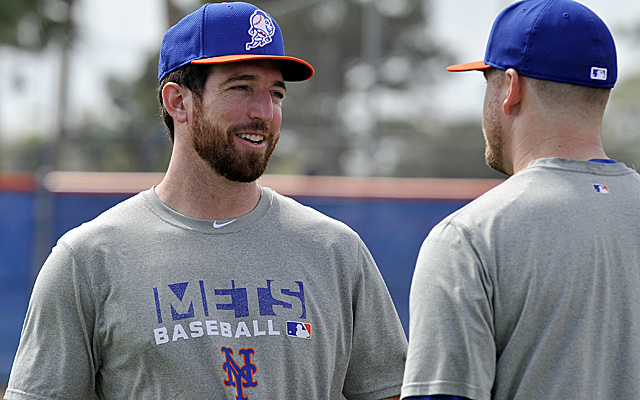 Ike Davis was injured last season, but he never told the Mets.