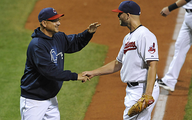 Can Justin Masterson and Terry Francona help the Tribe to the playoffs again?