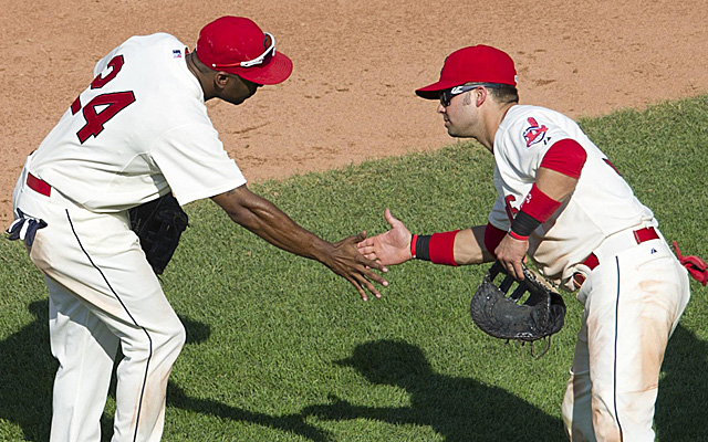 Michael Bourn, Nick Swisher and the Indians had a brotastic week.
