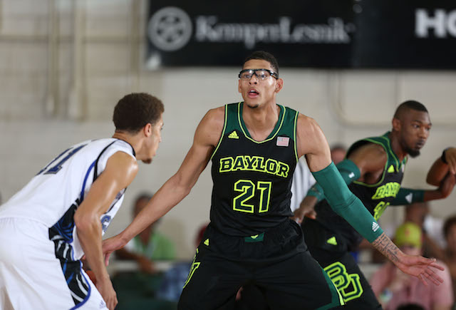 Isaiah Austin will have to play to his potential if Baylor is going to knock off Kentucky. (USATSI)