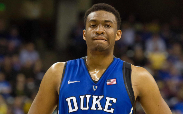 Can the Jazz manage to land Jabari Parker somehow?  (USATSI)