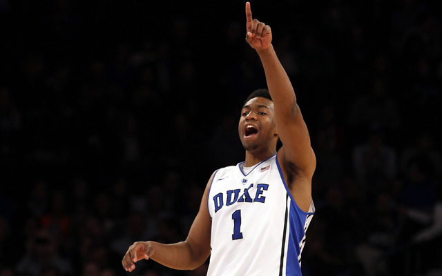 Jabari Parker is currently foremost in the running for the Wayman Tisdale Award. (USATSI)