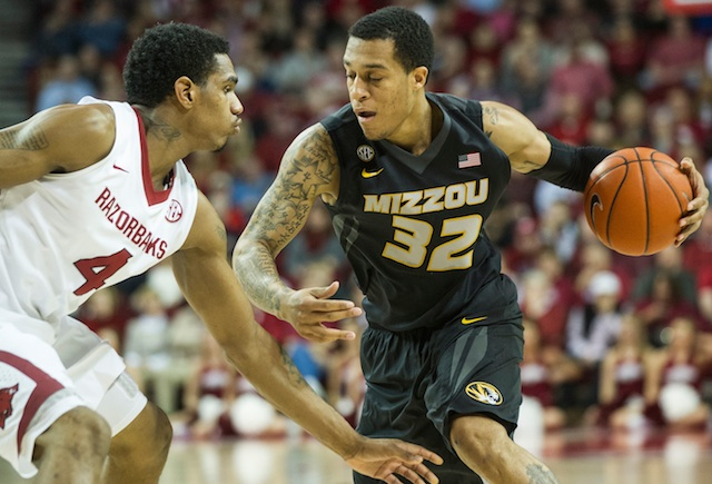 Jabari Brown has scored at least 20 points in eight of his last nine games. (USATSI)