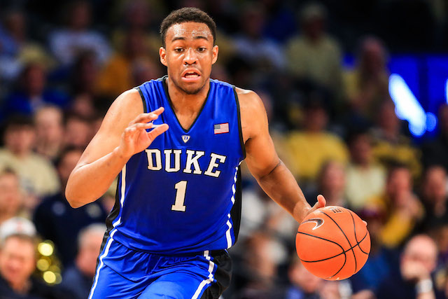 Jabari Parker might be the second-best player in the country right now. (USATSI)