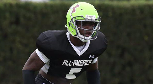Jabrill Peppers is ranked as the No. 1 athlete in the nation. (247Sports)