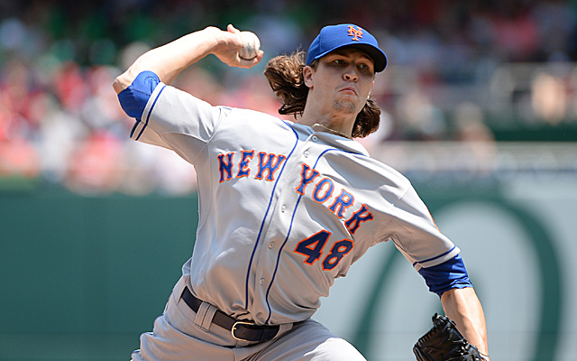 Jacob deGrom is headed to the 15-day disabled list.