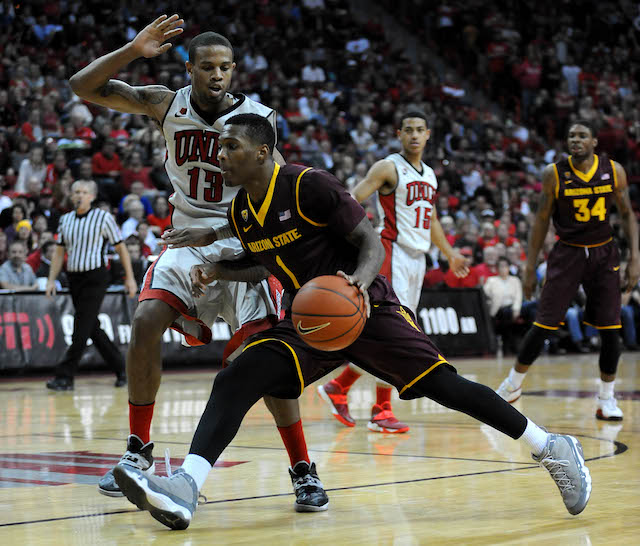 Jahii Carson scored 40 points against UNLV last week and is clearly an All-American candidate. (USATSI)