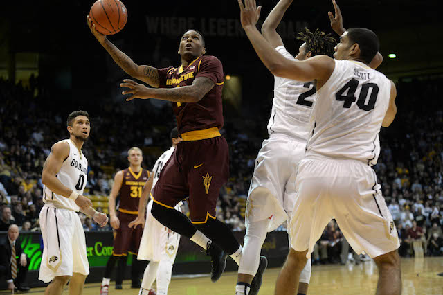 Jahii Carson is shooting 22-for-72 (30.6 percent) in his last five games. (USATSI)