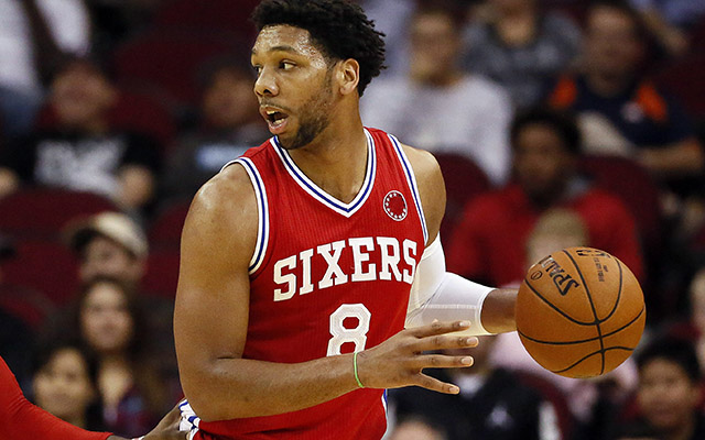 Could Jahlil Okafor be moved? (USATSI)