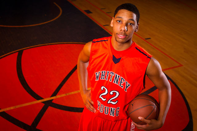 No. 1 overall prospect Jahlil Okafor chose Duke over Kansas on Friday. (USATSI)
