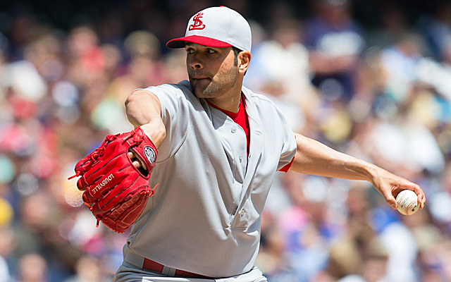 Jaime Garcia's return to the Cardinals might come Saturday.