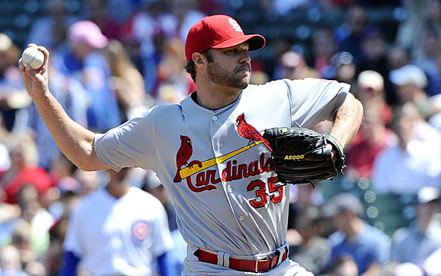 Jake Westbrook rejoins the Cardinals Friday night against the Marlins.