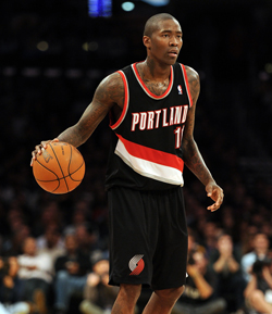 9567adfb6 The Blazers have been shopping guard Jamal Crawford hard the past few weeks  and could maybe have found a trade partner in the Bobcats. Or the Clippers.