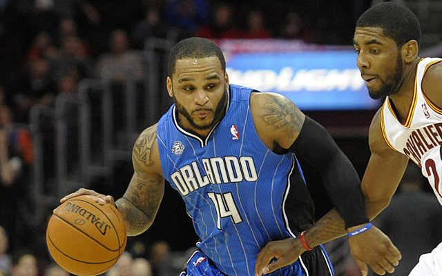 Jameer Nelson was not traded at the deadline. (USATSI)