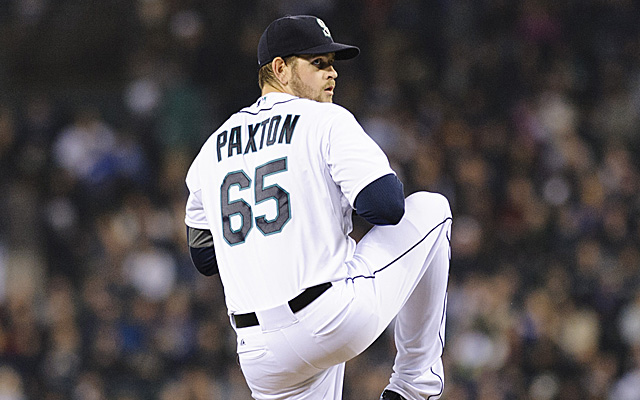 James Paxton should be back in the majors soon.